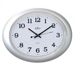 ADLER 30016 SILVER Sieninis kvarcinis laikrodis