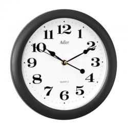 ADLER 30021 BLACK Sieninis kvarcinis laikrodis