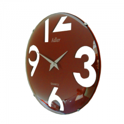 ADLER 21155W Sieninis kvarcinis laikrodis