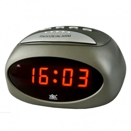 Elektrinis laikrodis XONIX 0623/RED