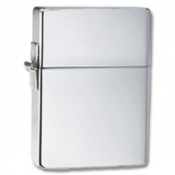 Žiebtuvėlis ZIPPO 24750 Crown Stamp High Polish Chrome