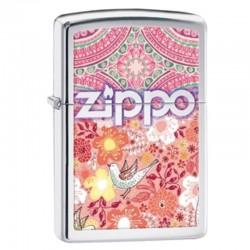 Žiebtuvėlis ZIPPO 28851 Boho 4 Lighter, Multi Color