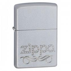 Žiebtuvėlis ZIPPO 24335 Satin Chrome