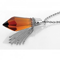 Vėrinys Storm Chandelier Chain Pendant Amber
