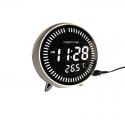 Elektrinis laikrodis XONIX 1010/WHITE