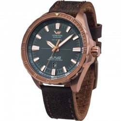 Vostok Europe Almaz Automatic Bronze NH35A-320O507Le