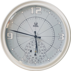 PEARL PW112 Wall Clocks Quartz