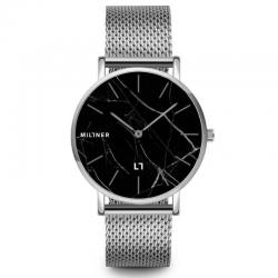 Millner Camden · Marble Silver Black