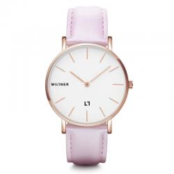 Millner Hallfield · Golden Pink