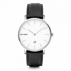 Millner Hallfield ·Silver Black