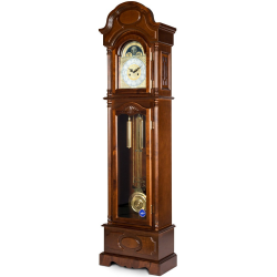 ADLER 10110W Grandfather Clock Mechanical