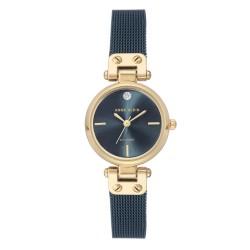 Moteriškas laikrodis Anne Klein AK/3003GPBL