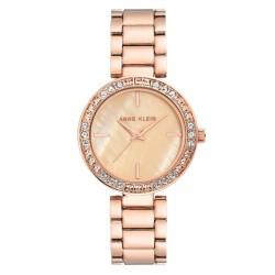 Moteriškas laikrodis Anne Klein AK/3358PMRG