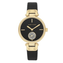 Moteriškas laikrodis Anne Klein AK/3380BKBK