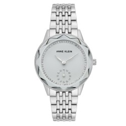 Moteriškas laikrodis Anne Klein AK/3507LGSV