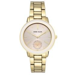 Moteriškas laikrodis Anne Klein AK/3484LPGB